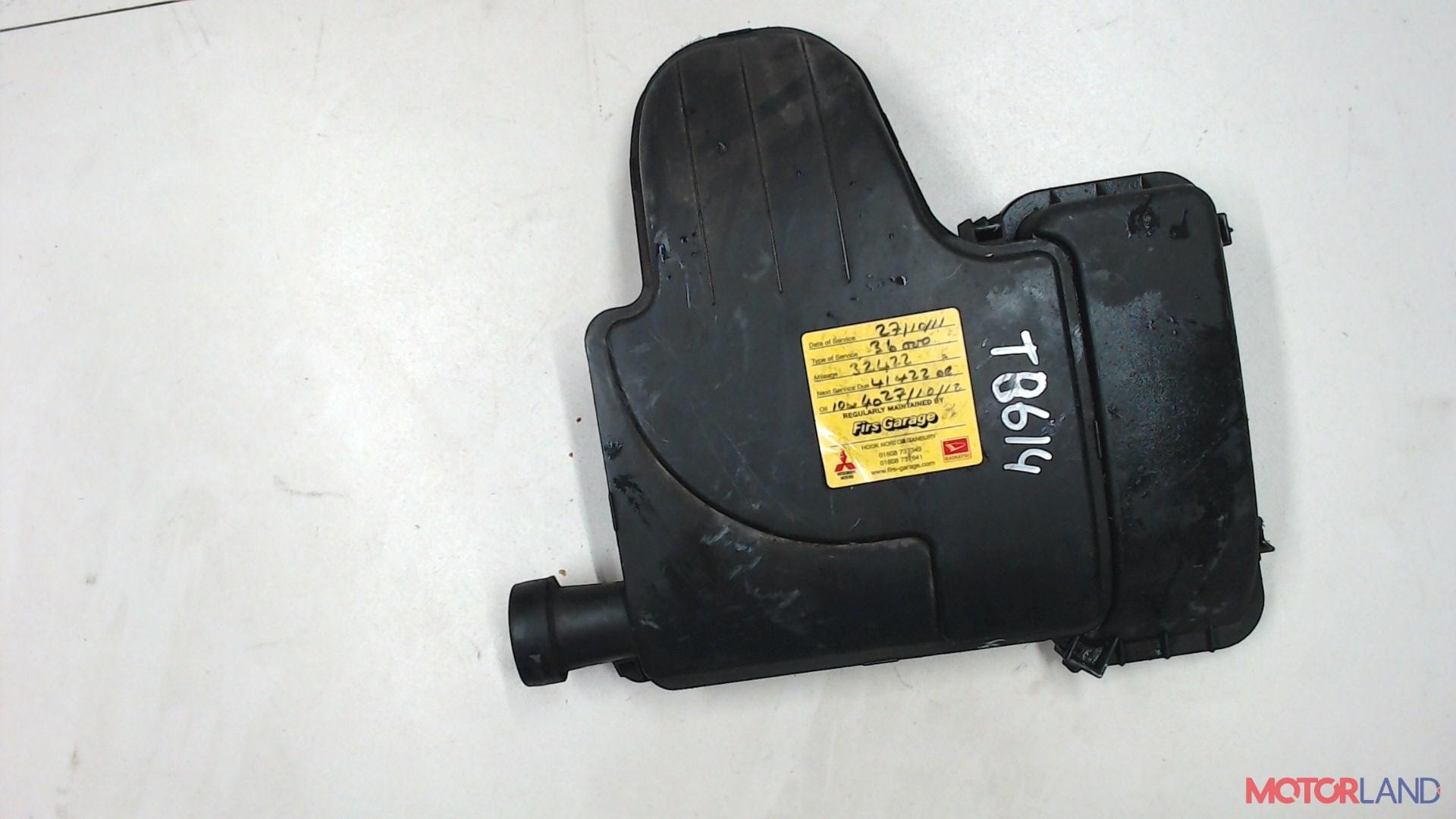 Воздуховод Daihatsu Sirion 2005-2012, Артикул 477646 #1