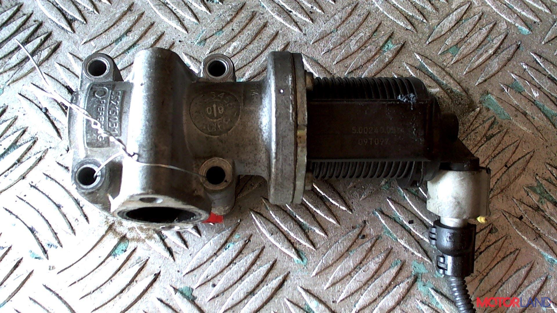 Клапан рециркуляции газов (EGR) Alfa Romeo 159, [КонстрНомер-Артикул] #1