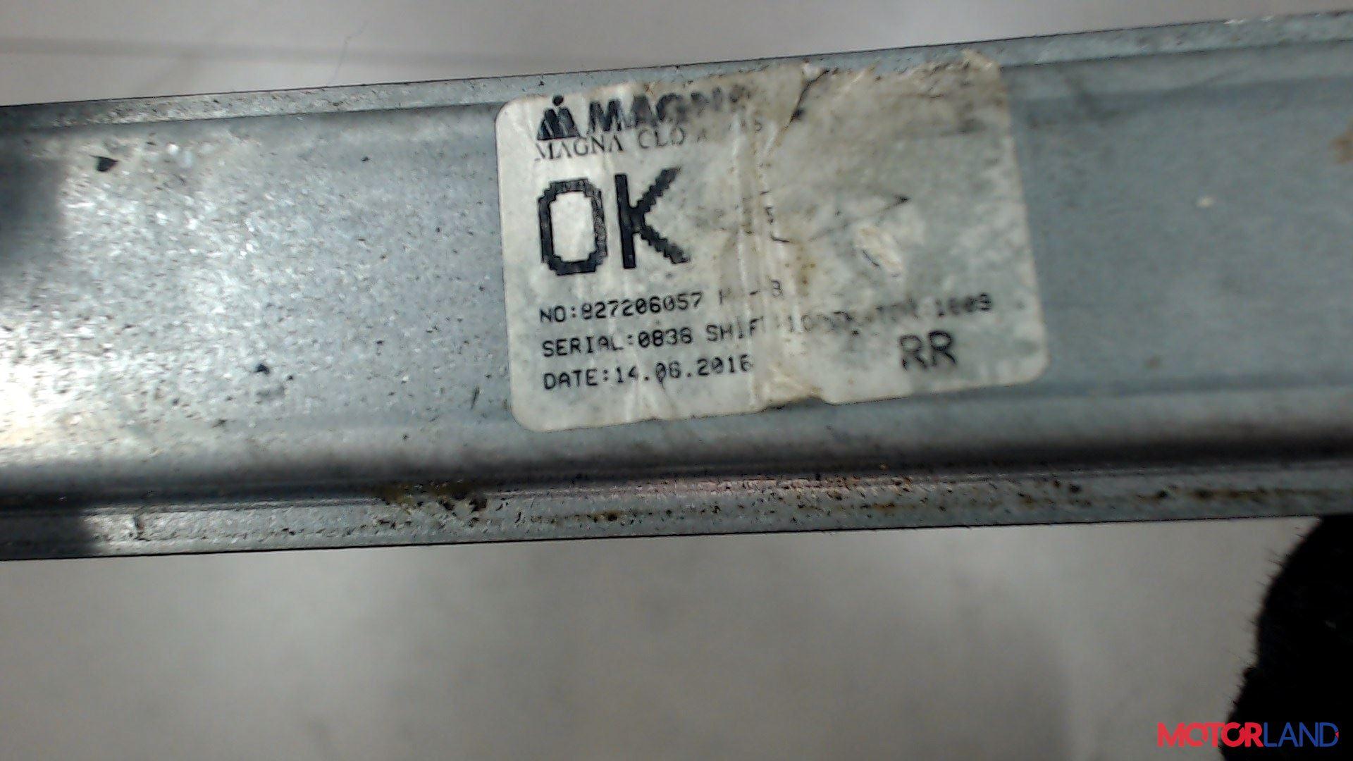 Стеклоподъемник электрический [AdditionalType] Dacia Sandero 2012-, [КонстрНомер-Артикул] #1