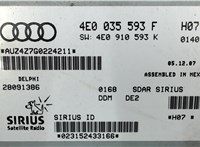 4E0035593F/4E0910593K Блок управления (ЭБУ) Audi A6 (C6) 2005-2011 1019123 #2