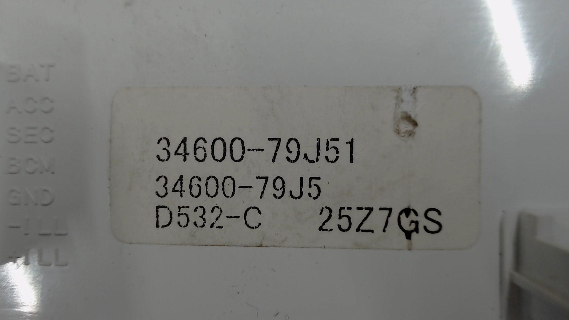 Часы Suzuki SX4 1 3460079J01