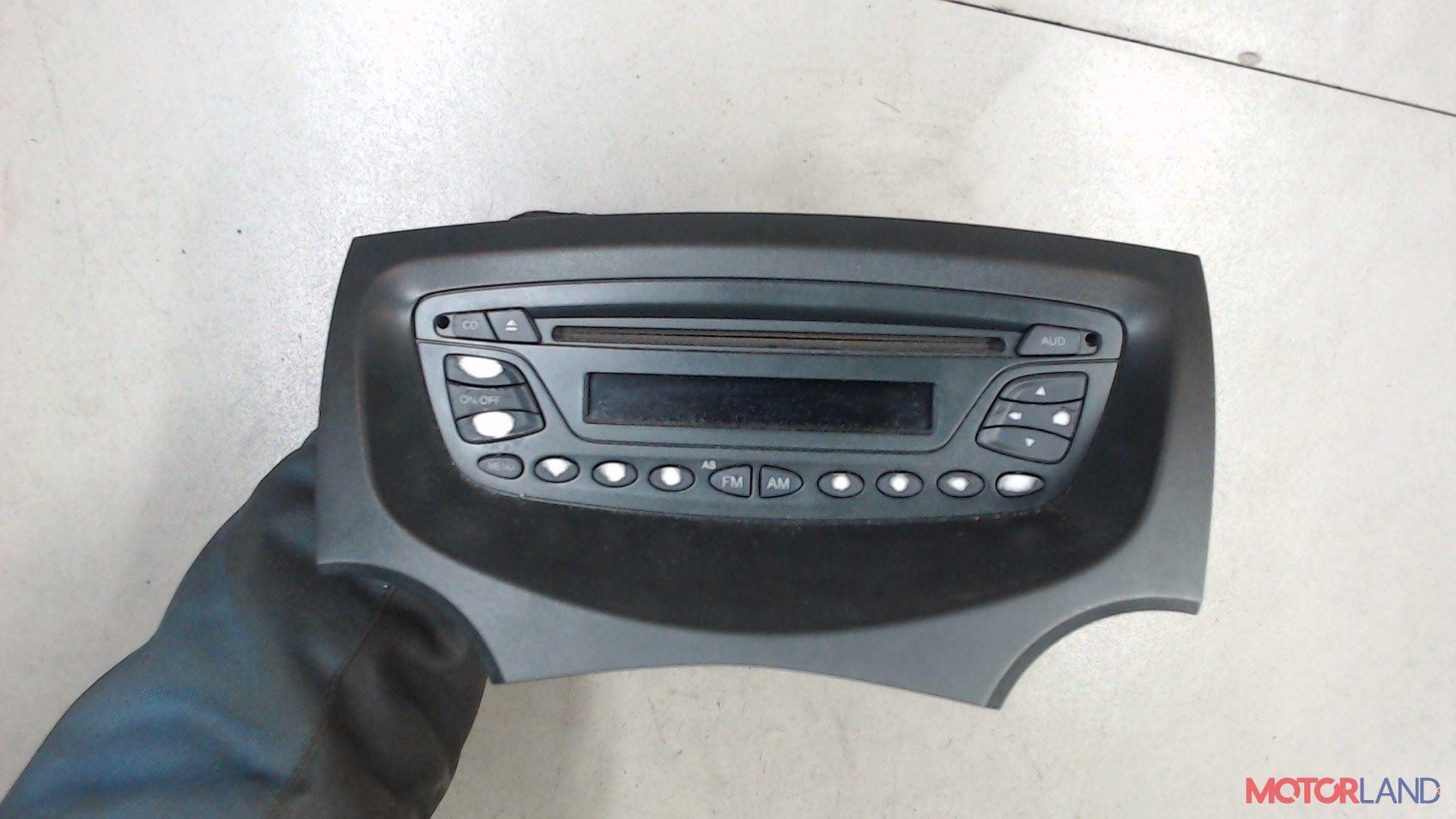 Магнитола Ford Ka 2009-2016 1.2 л. 2009 169 A.4000 б/у #1
