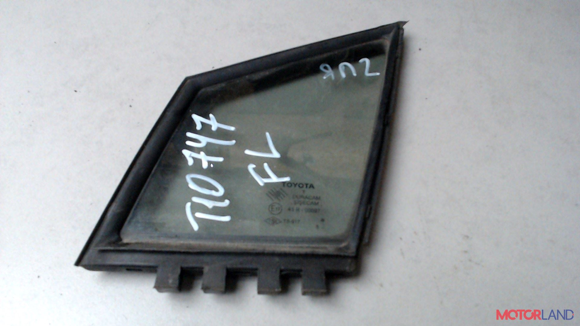 Стекло форточки двери Toyota Corolla Verso 2004-2007, Артикул 5180495 #1
