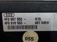 4F0907553 Блок управления (ЭБУ) Audi A6 (C6) 2005-2011 5186797 #2