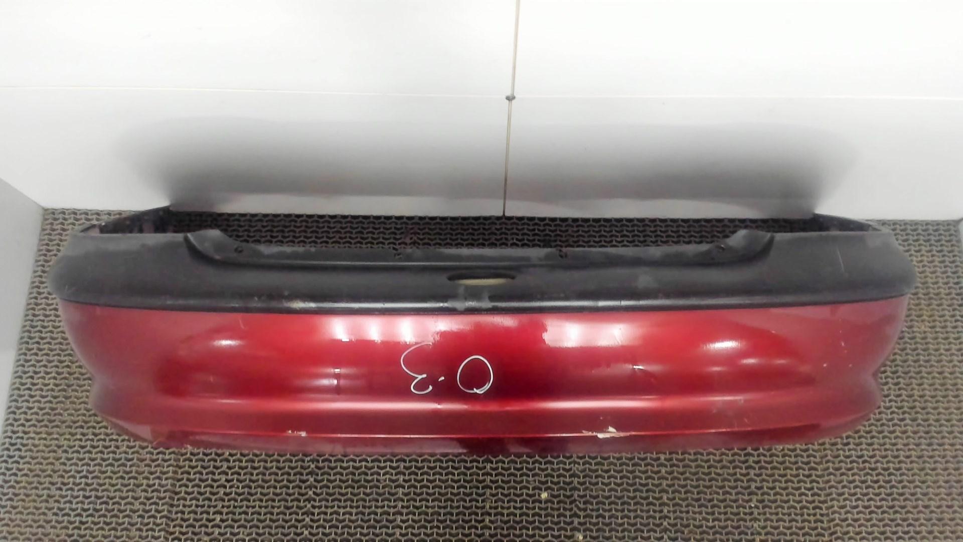 Бампер задн Opel Vectra B 1995-2002