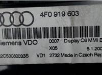 4F0919603 / A2C53080033S Дисплей компьютера (информационный) Audi A6 (C6) 2005-2011 5227629 #3