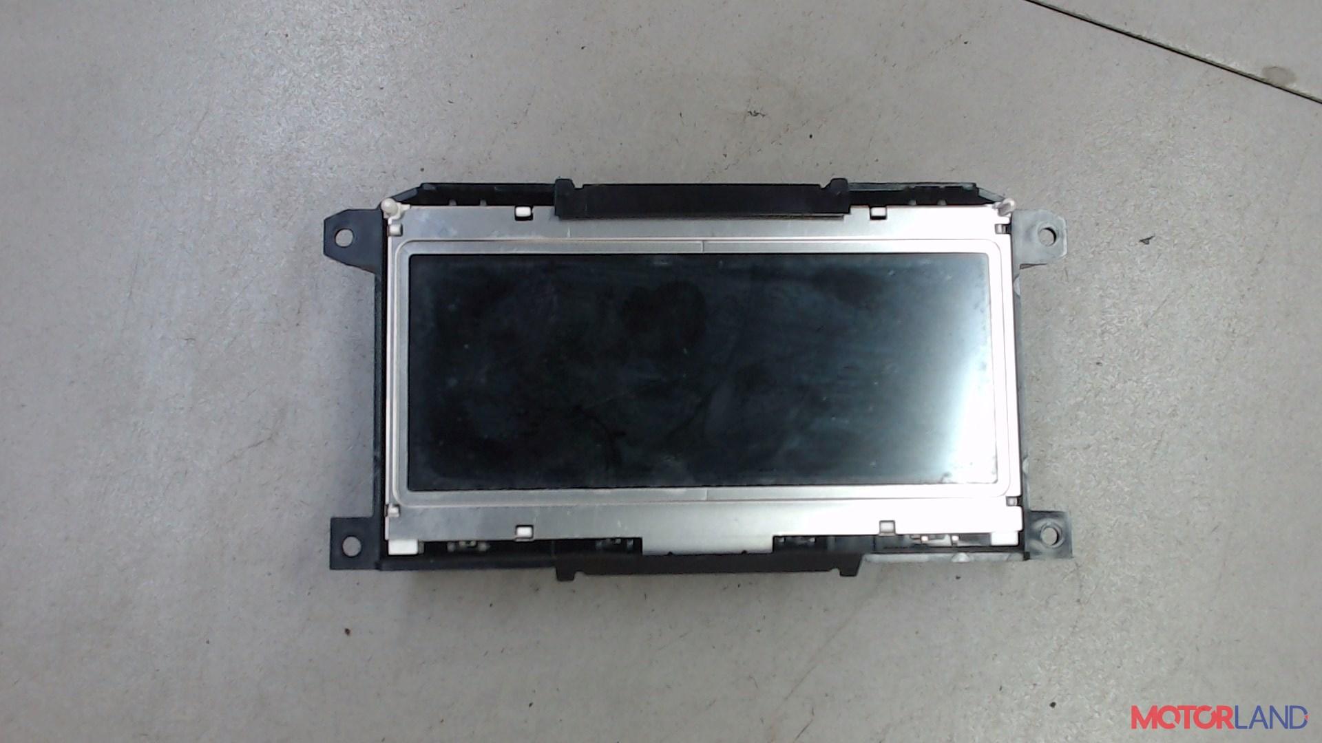 Дисплей компьютера (информационный) Audi A6 (C6) 2005-2011 2 л. 2007 BRE б/у #1