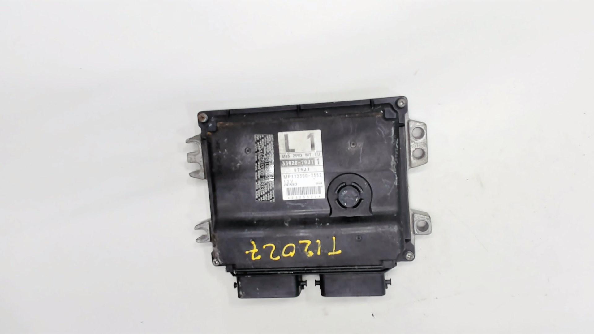 Блок управления (другие) Suzuki SX4 1 33920-79j1 / mb112300-2552 / 3392079j1 / mb1123002552