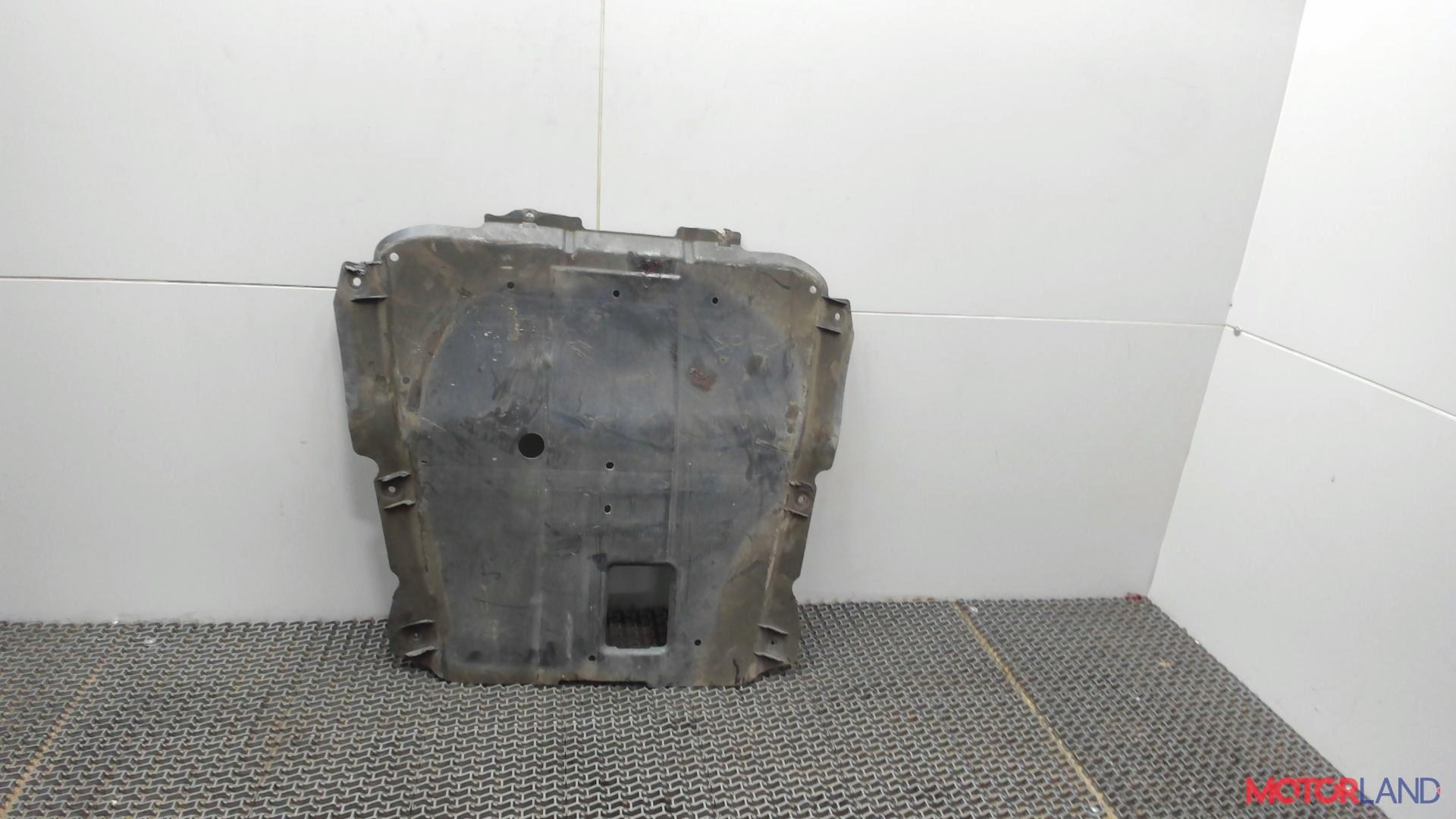 Защита моторного отсека (картера ДВС) [AdditionalType] Dacia Sandero 2012-, [КонстрНомер-Артикул] #1