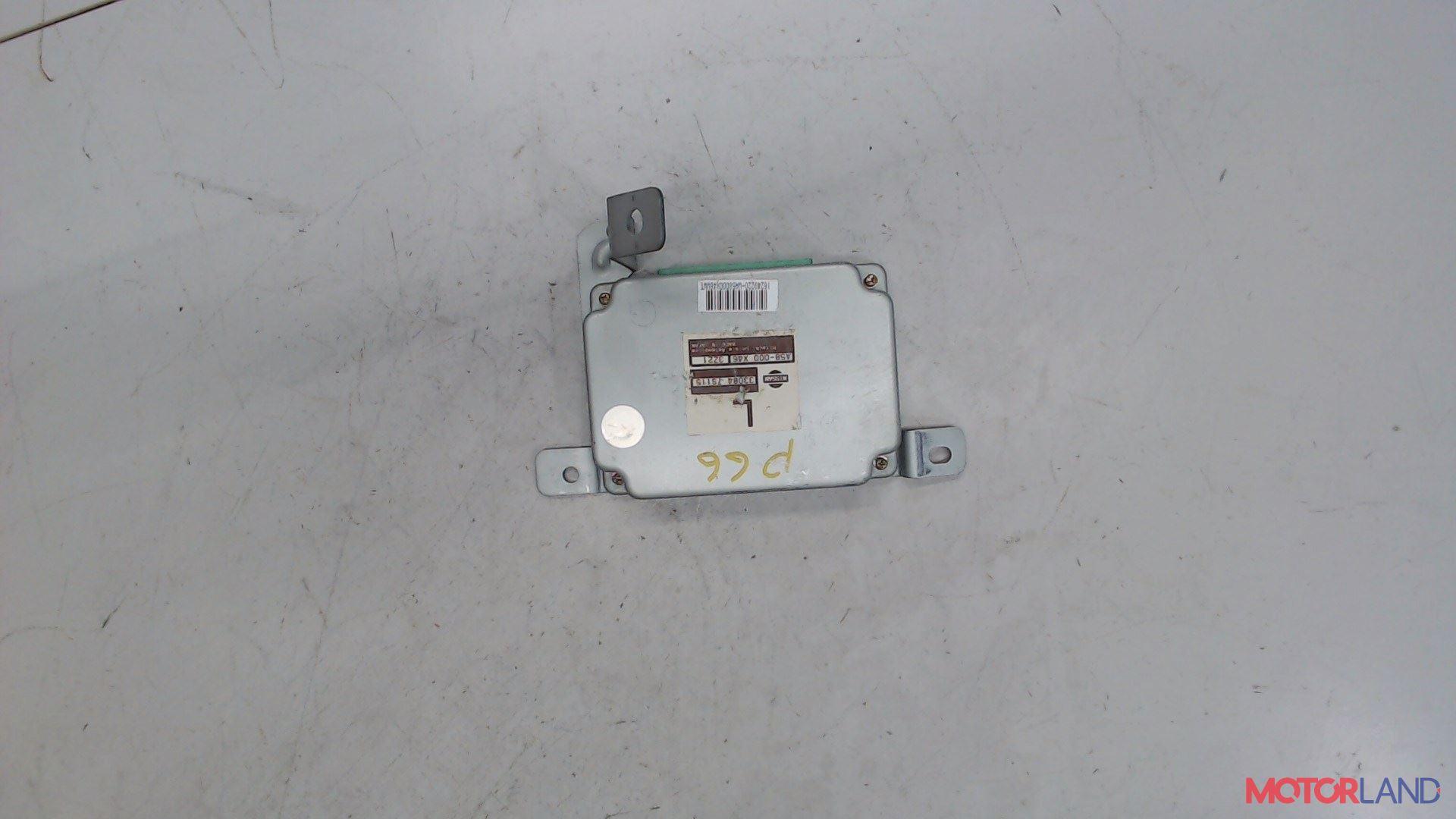 Блок управления (ЭБУ) Infiniti QX56 (JA60) 2004-2010, [КонстрНомер-Артикул] #1
