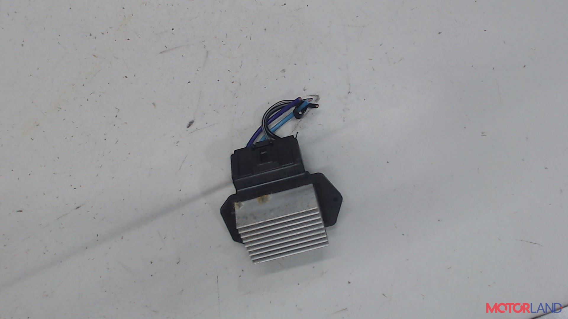 Сопротивление отопителя (моторчика печки) [AdditionalType] Cadillac SRX 2004-2009, [КонстрНомер-Артикул] #1