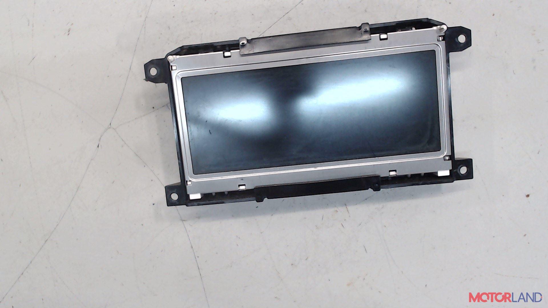 Дисплей компьютера (информационный) Audi A6 (C6) 2005-2011 2.4 л. 2004 BDW б/у #1