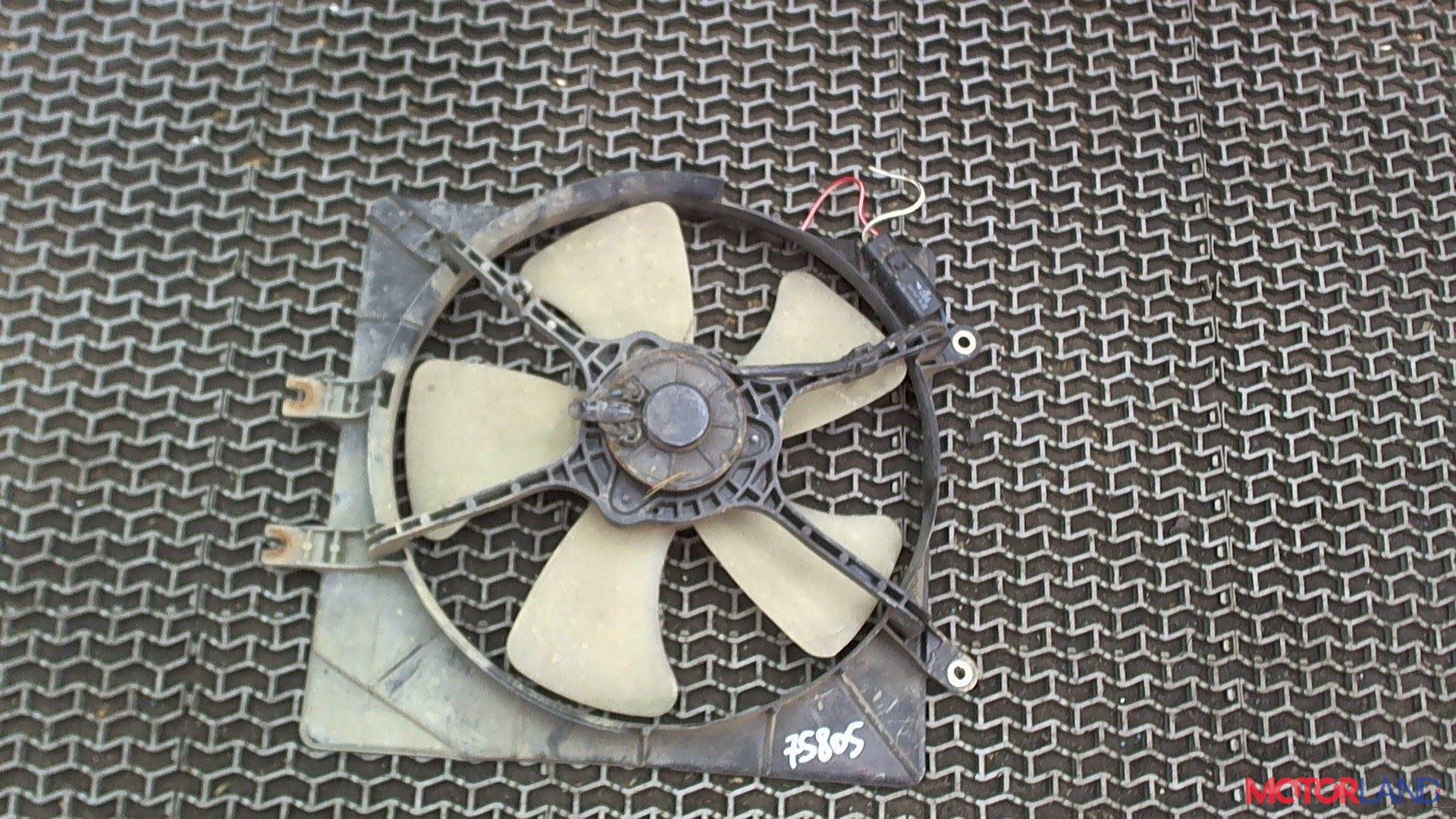 Вентилятор радиатора Daihatsu Move 1994-1999, Артикул 5428094 #1