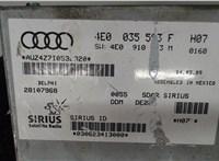 4E0035503F Блок управления (ЭБУ) Audi A6 (C6) 2005-2011 5439587 #4