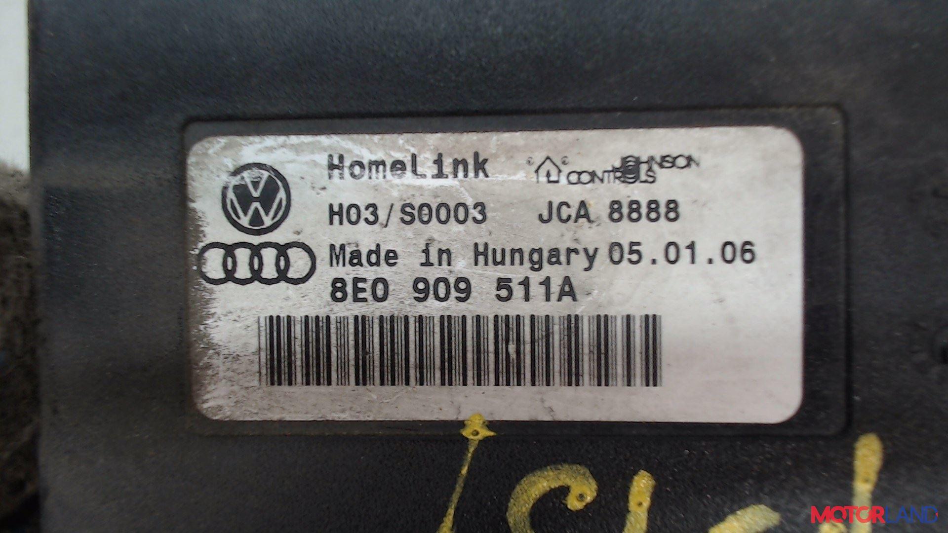 Блок управления (ЭБУ) Audi A6 (C6) 2005-2011 3.2 л. 2006 BKH б/у #4