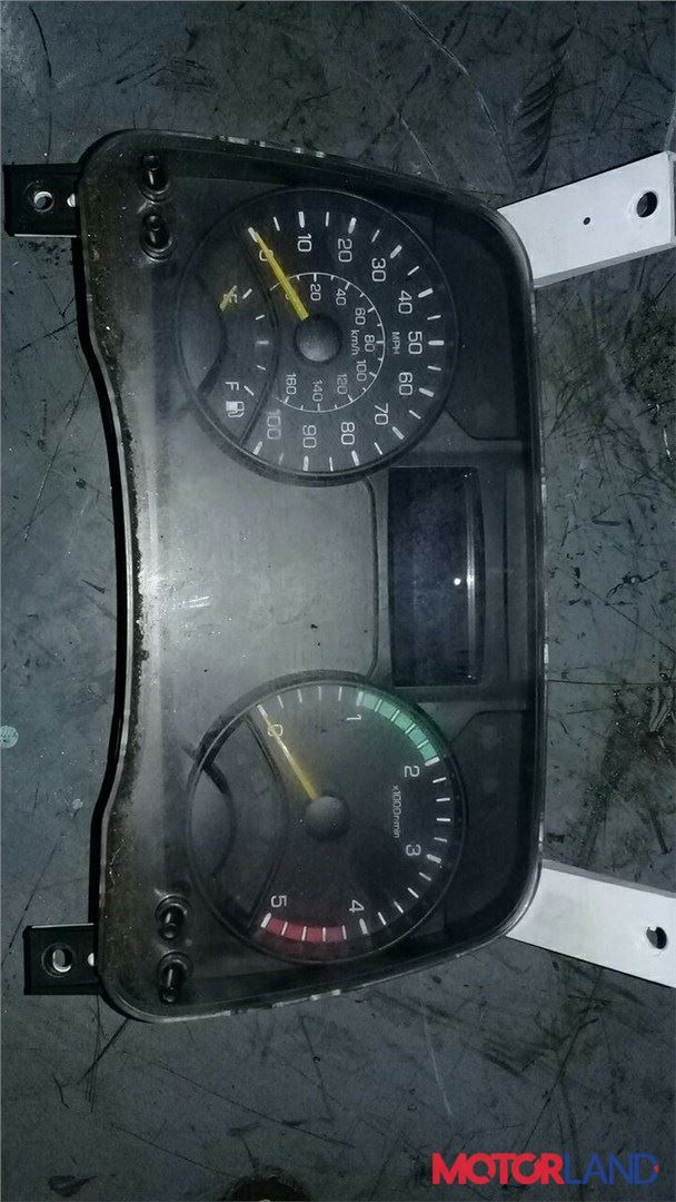 Щиток приборов (приборная панель) Mitsubishi Fuso Canter, Артикул 4403890 #1