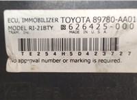 89780-AA010 / 89780AA010 Иммобилайзер Toyota Solara 2003-2009 5539842 #3