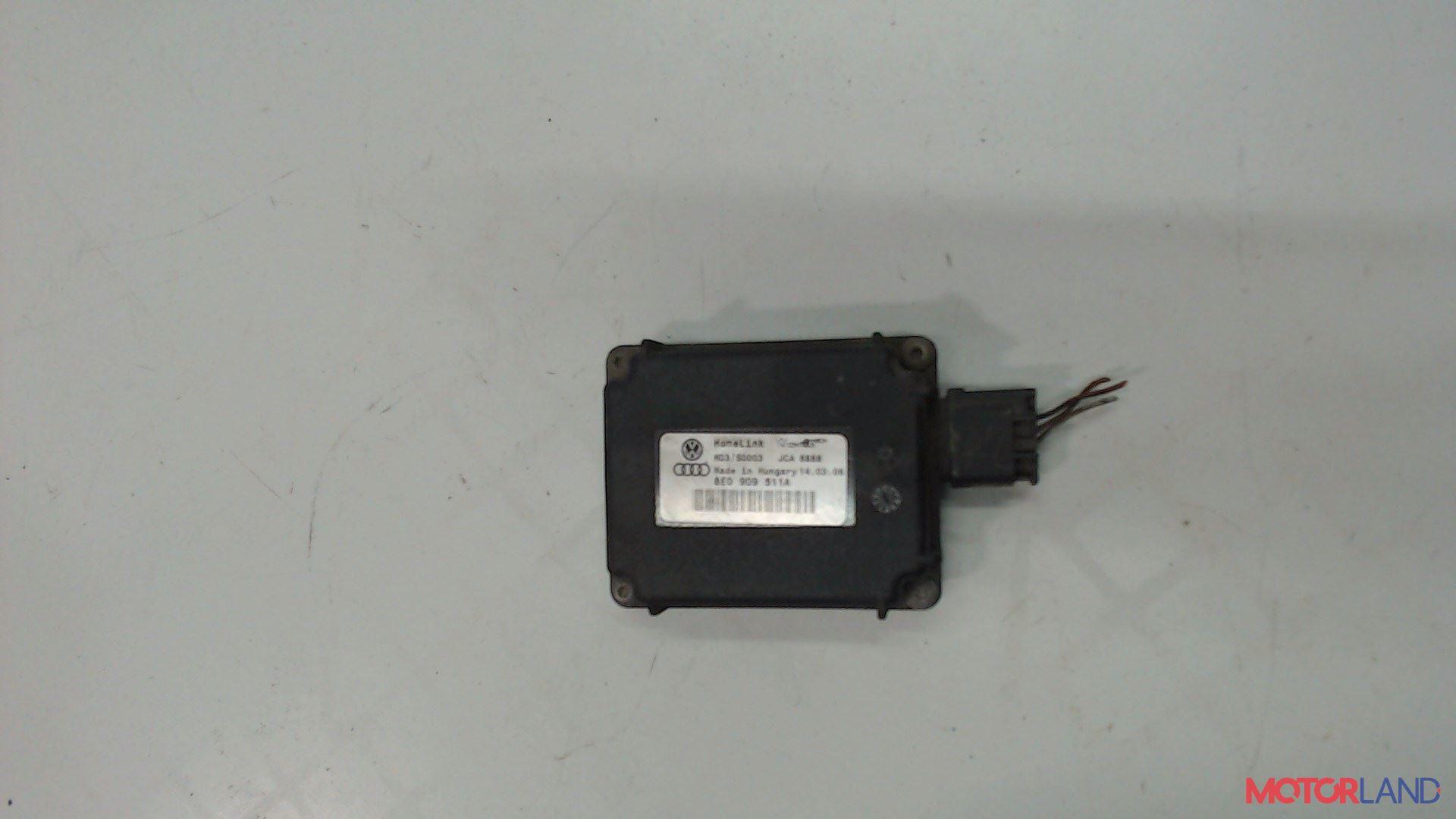 Блок управления (ЭБУ) Audi A6 (C6) 2005-2011 3.2 л. 2006 BKH б/у #1