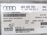 4e0035593 Усилитель звука Audi A6 (C6) 2005-2011 5480189 #4