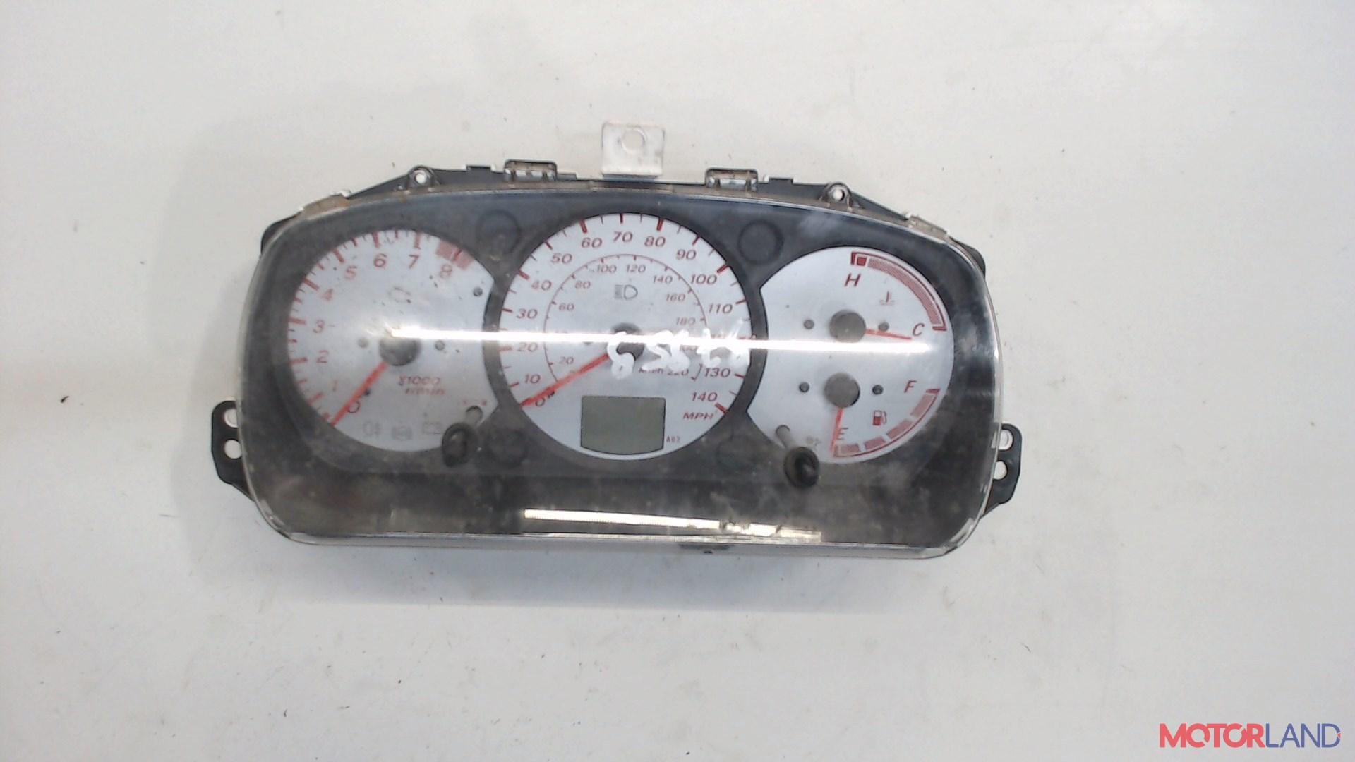 Щиток приборов (приборная панель) Daihatsu Sirion 1998-2004, Артикул 5565287 #1