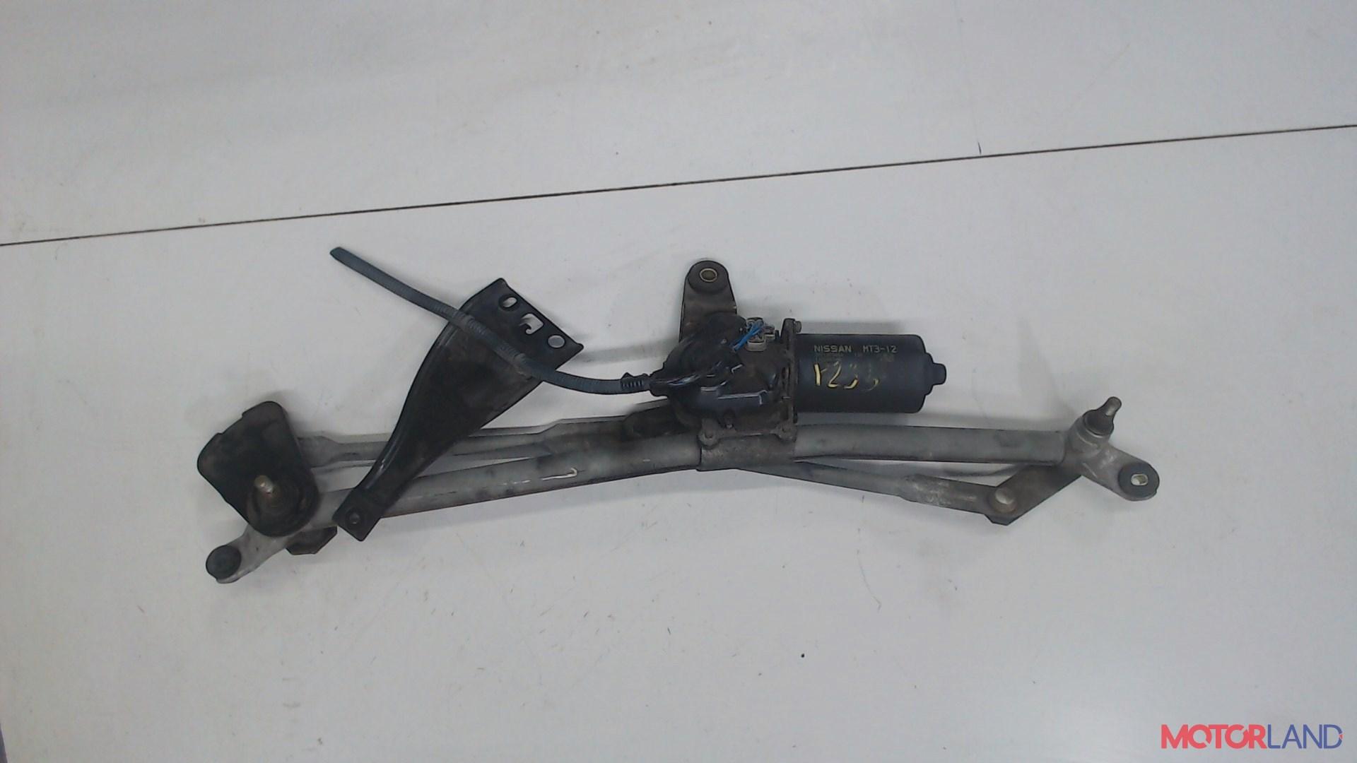 Механизм стеклоочистителя (трапеция дворников) Infiniti QX56 (JA60) 2004-2010, [КонстрНомер-Артикул] #1