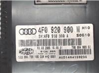 4F0920901F Щиток приборов (приборная панель) Audi A6 (C6) 2005-2011 5580572 #3