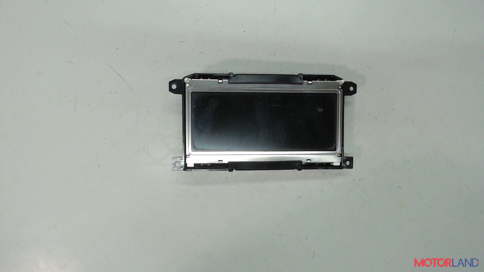 Дисплей компьютера (информационный) Audi A6 (C6) 2005-2011 2 л. 2006 BPJ б/у #1