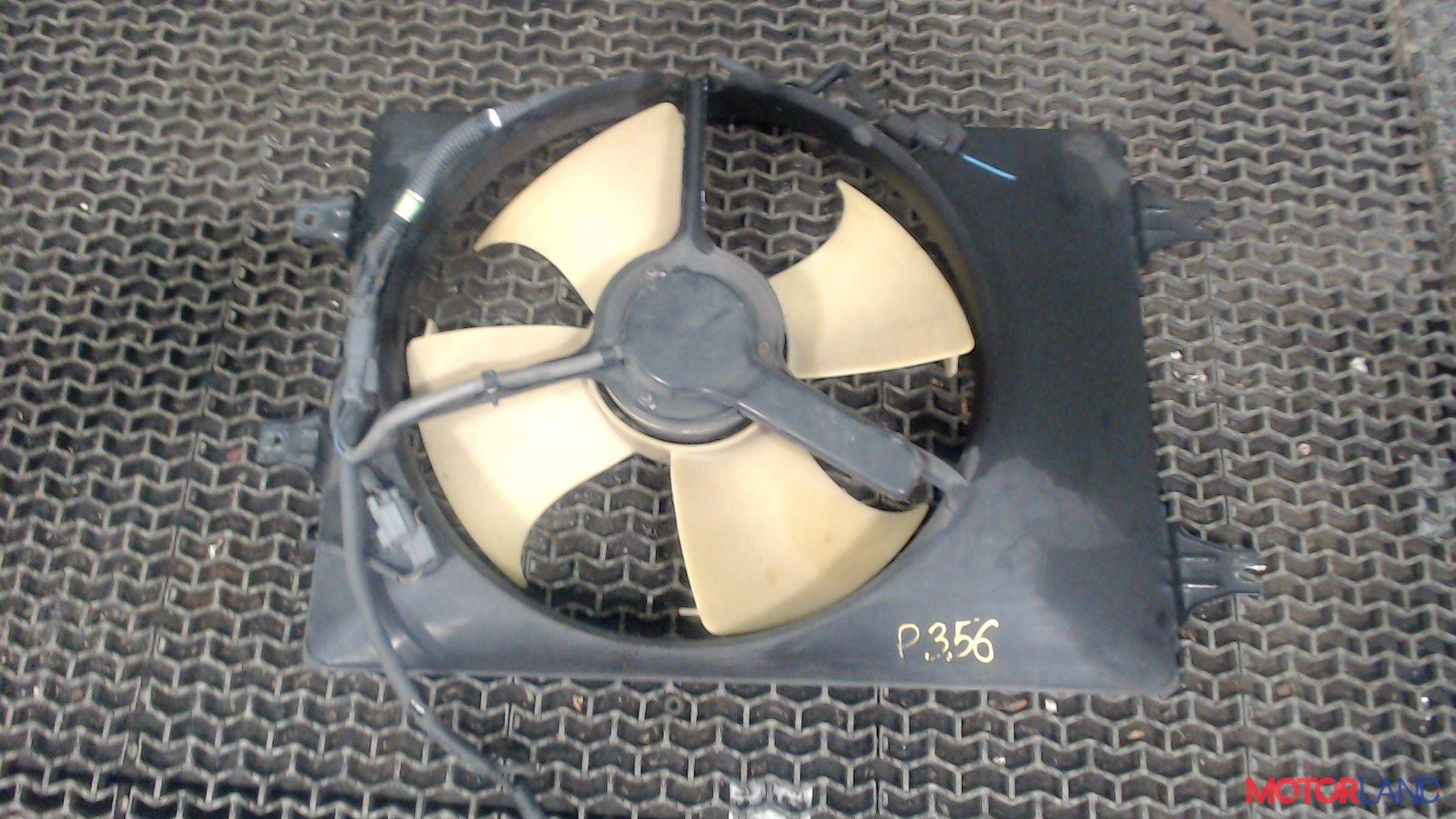 Вентилятор радиатора [AdditionalType] Acura MDX 2001-2006, [КонстрНомер-Артикул] #1