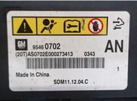 95460702 Блок управления (ЭБУ) Audi A6 (C6) 2005-2011 5780722 #2