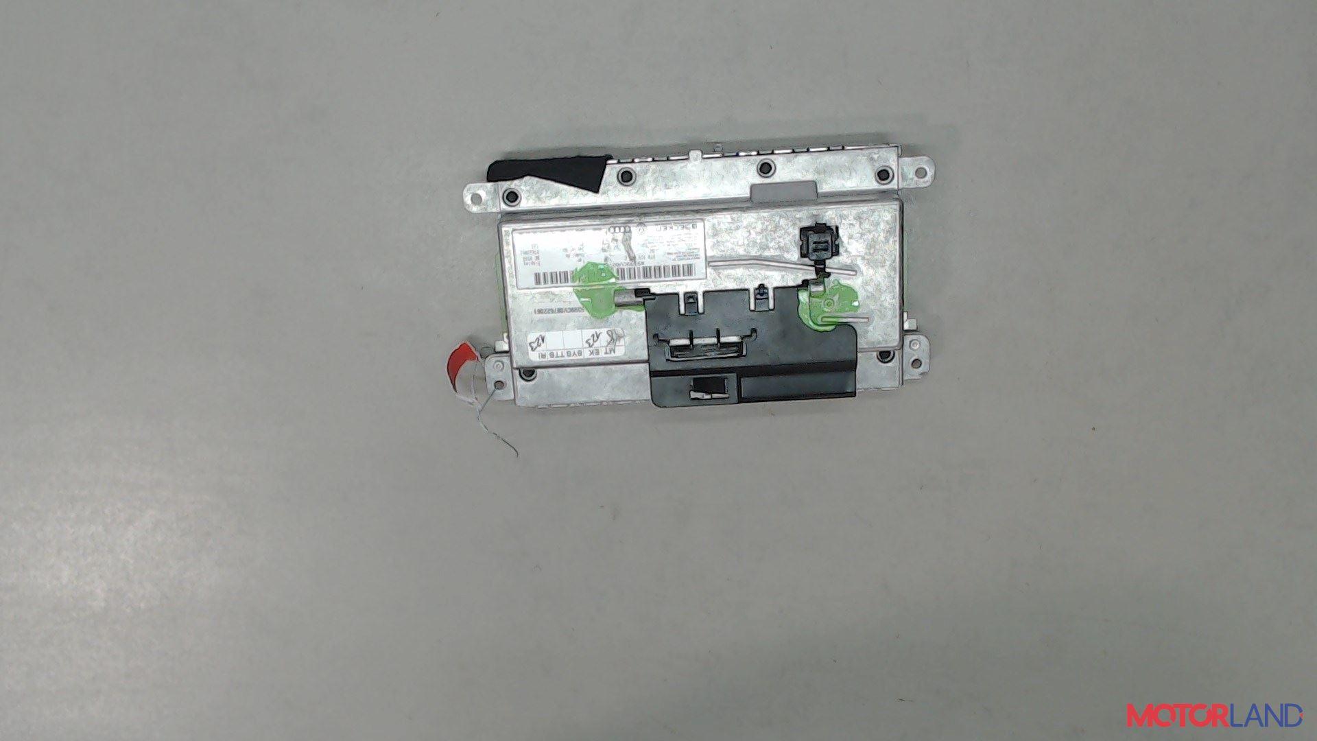 Дисплей компьютера (информационный) Audi A6 (C6) 2005-2011 2.7 л. 2008 BPP б/у #2