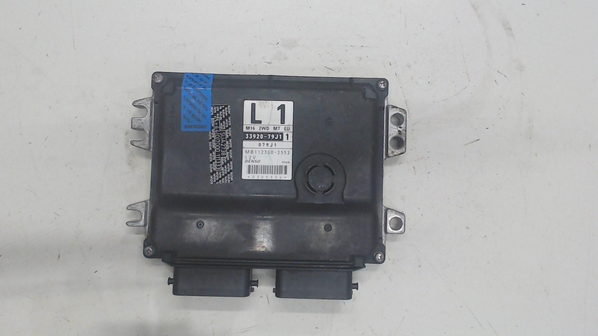 Блок управления (другие) Suzuki SX4 1 3392079J1 / 1123002552