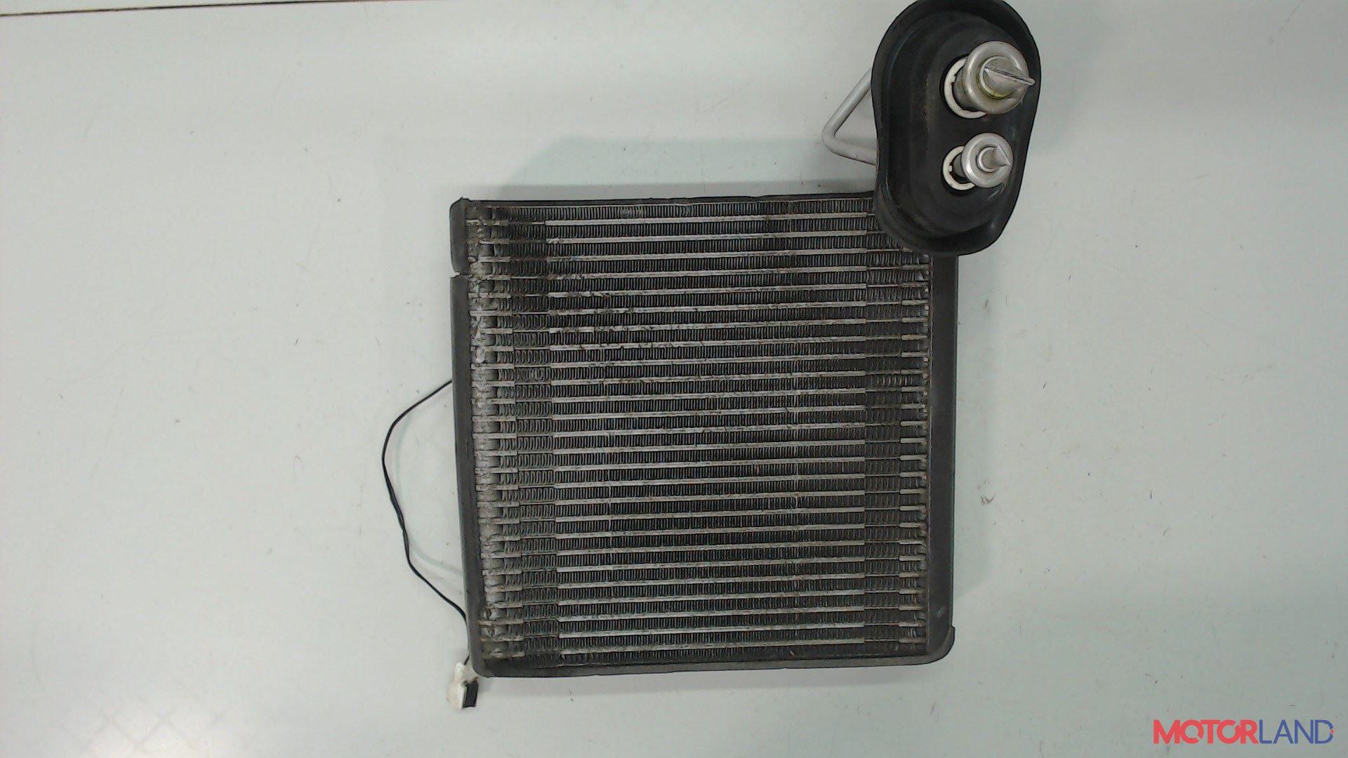 Радиатор кондиционера салона Infiniti FX 2003-2008, [КонстрНомер-Артикул] #1