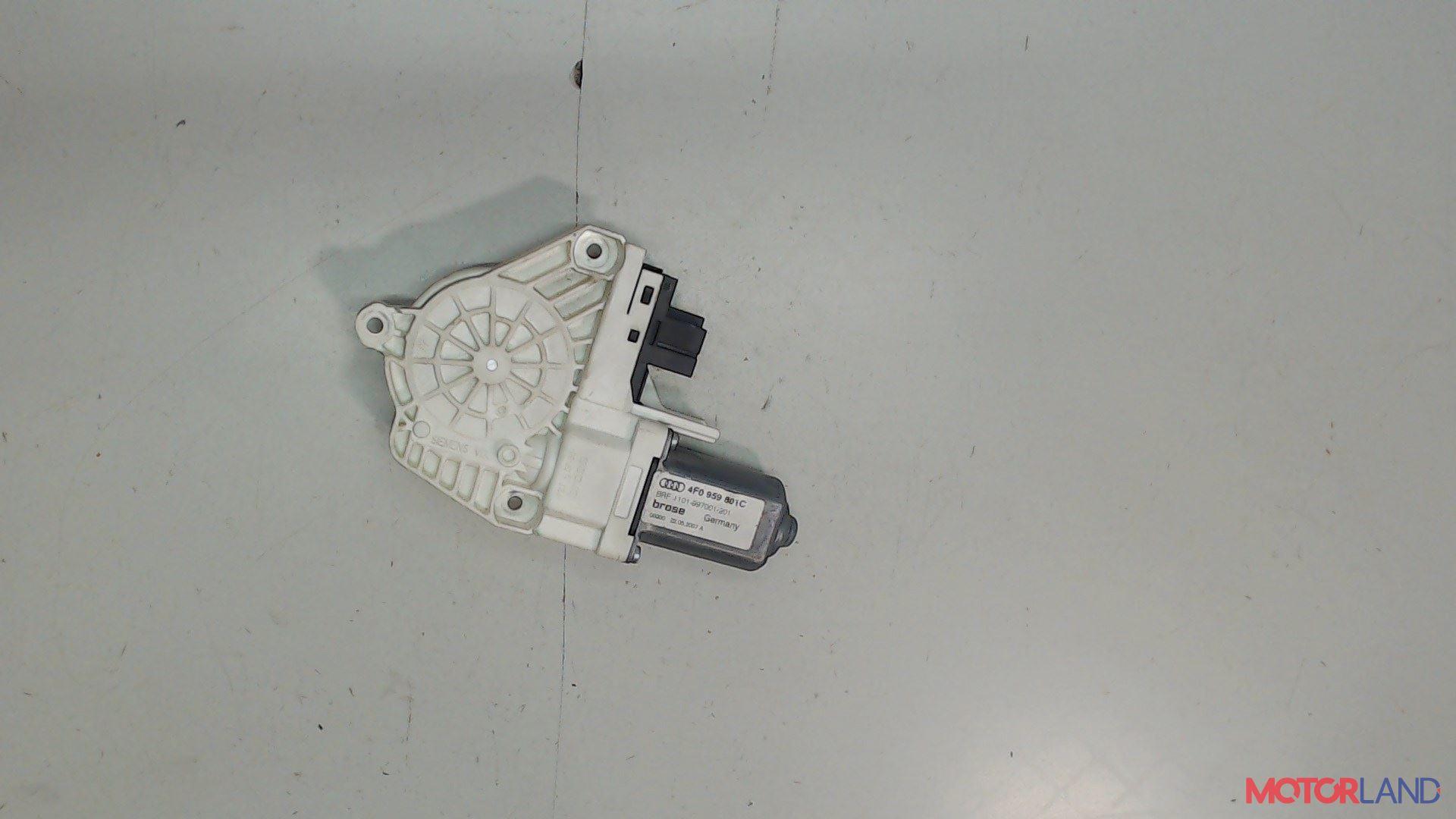 Двигатель стеклоподъемника Audi A6 (C6) 2005-2011 2 л. 2007 BRE б/у #2