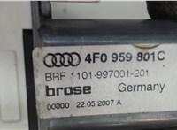 4F0959801C Двигатель стеклоподъемника Audi A6 (C6) 2005-2011 5832172 #3