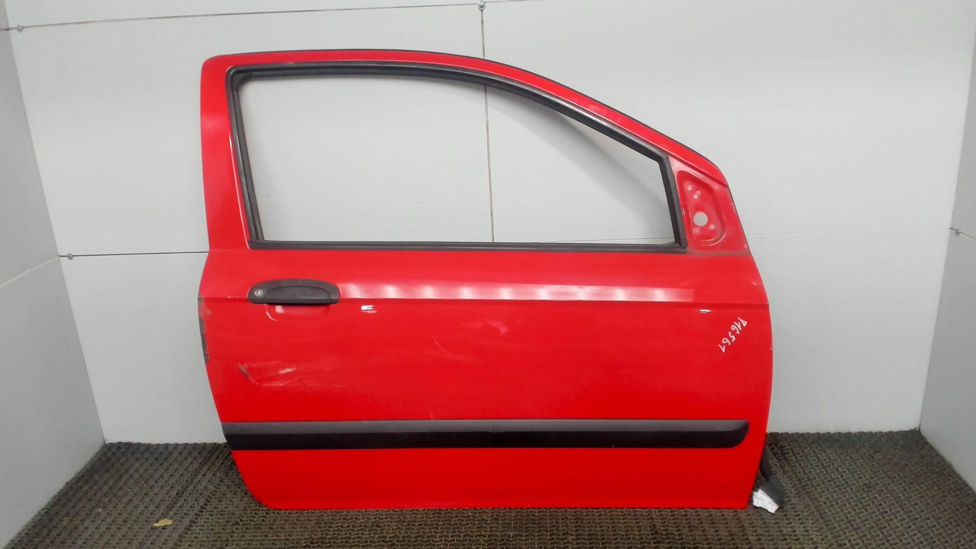 Дверь боковая передн прав Hyundai Getz