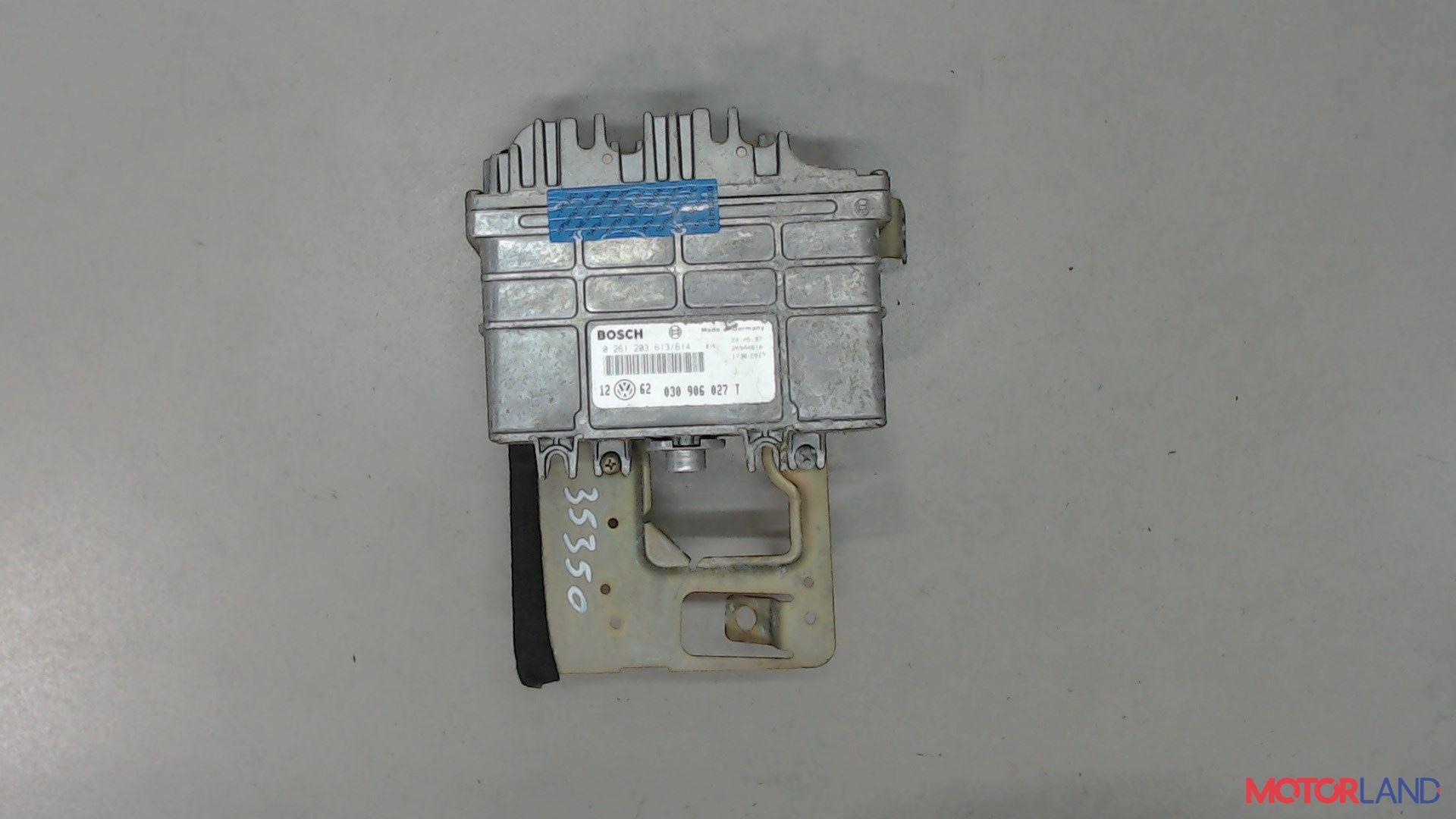 Блок управления (ЭБУ) Volkswagen Golf 3 1991-1997 1.4 л. 1998 AEX б/у #1