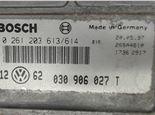 Блок управления (ЭБУ) Volkswagen Golf 3 1991-1997 1.4 л. 1998 AEX б/у #2