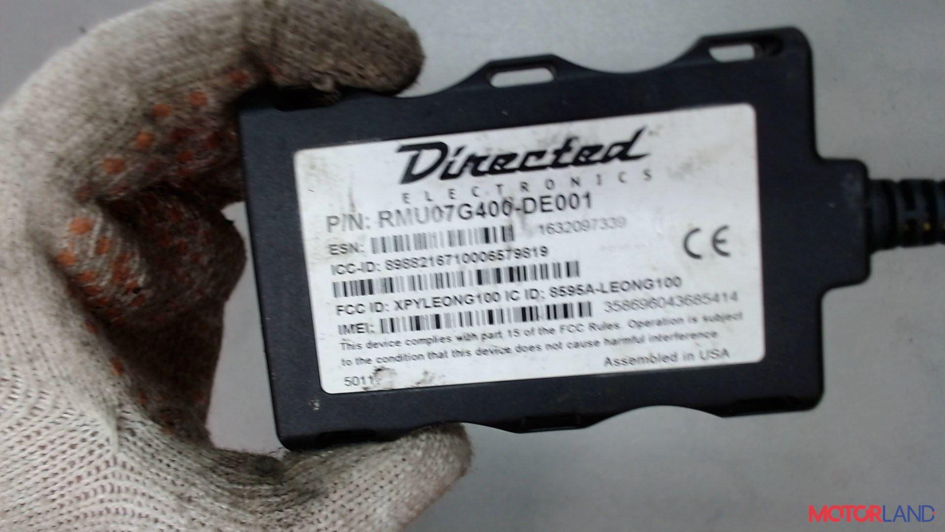 Блок управления (ЭБУ) Audi A6 (C6) 2005-2011 3 л. 2009 CCAA б/у #2