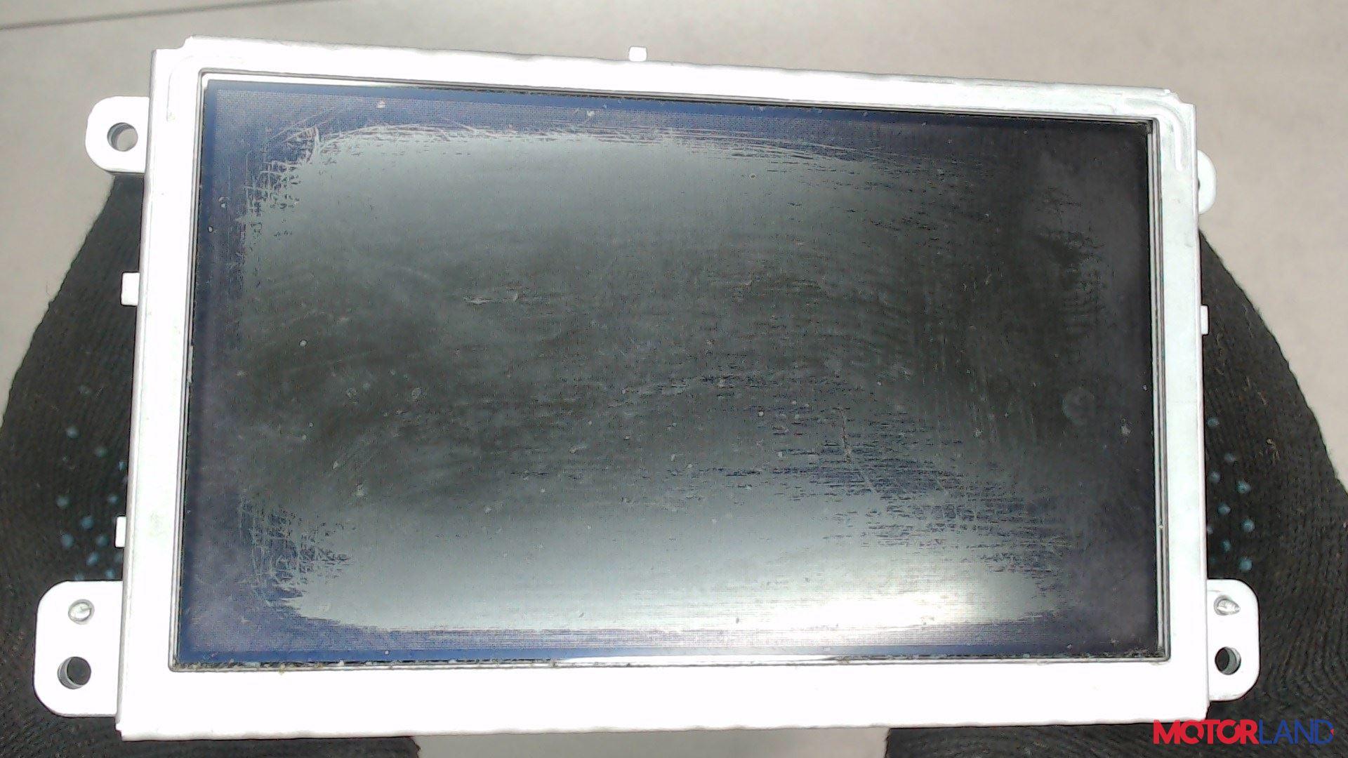 Дисплей компьютера (информационный) Audi A6 (C6) 2005-2011 2 л. 2008 BRE б/у #1