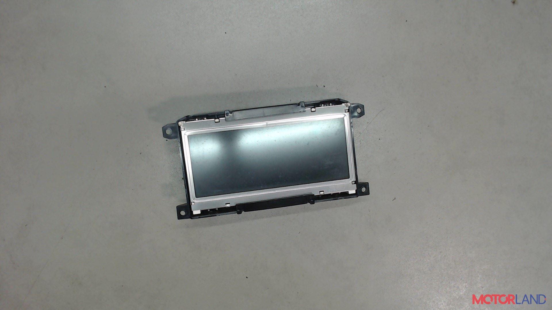 Дисплей компьютера (информационный) Audi A6 (C6) 2005-2011 2.7 л. 2005 BPP б/у #1
