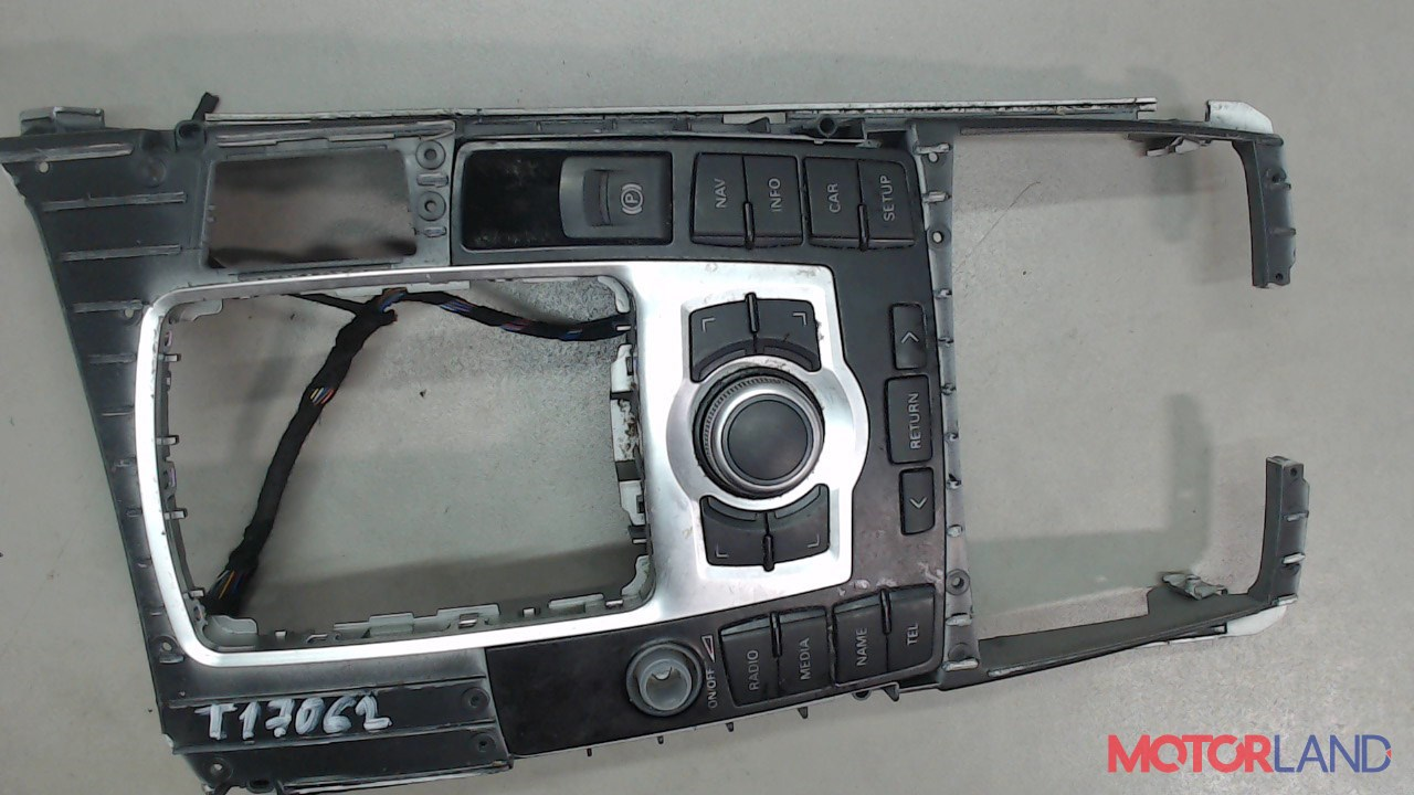 Джойстик мультимедиа Audi A6 (C6) 2005-2011 2 л. 2008 BRE б/у #1