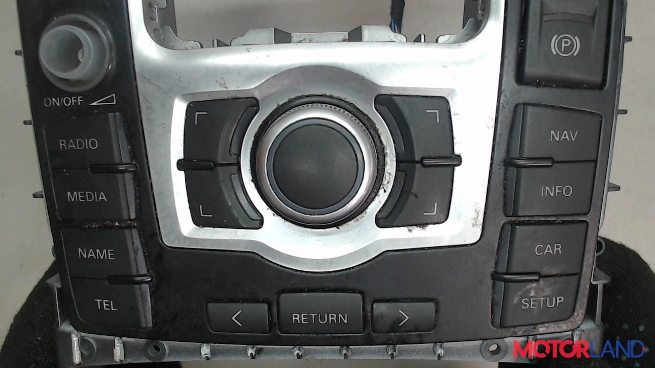 Джойстик мультимедиа Audi A6 (C6) 2005-2011 2 л. 2008 BRE б/у #3