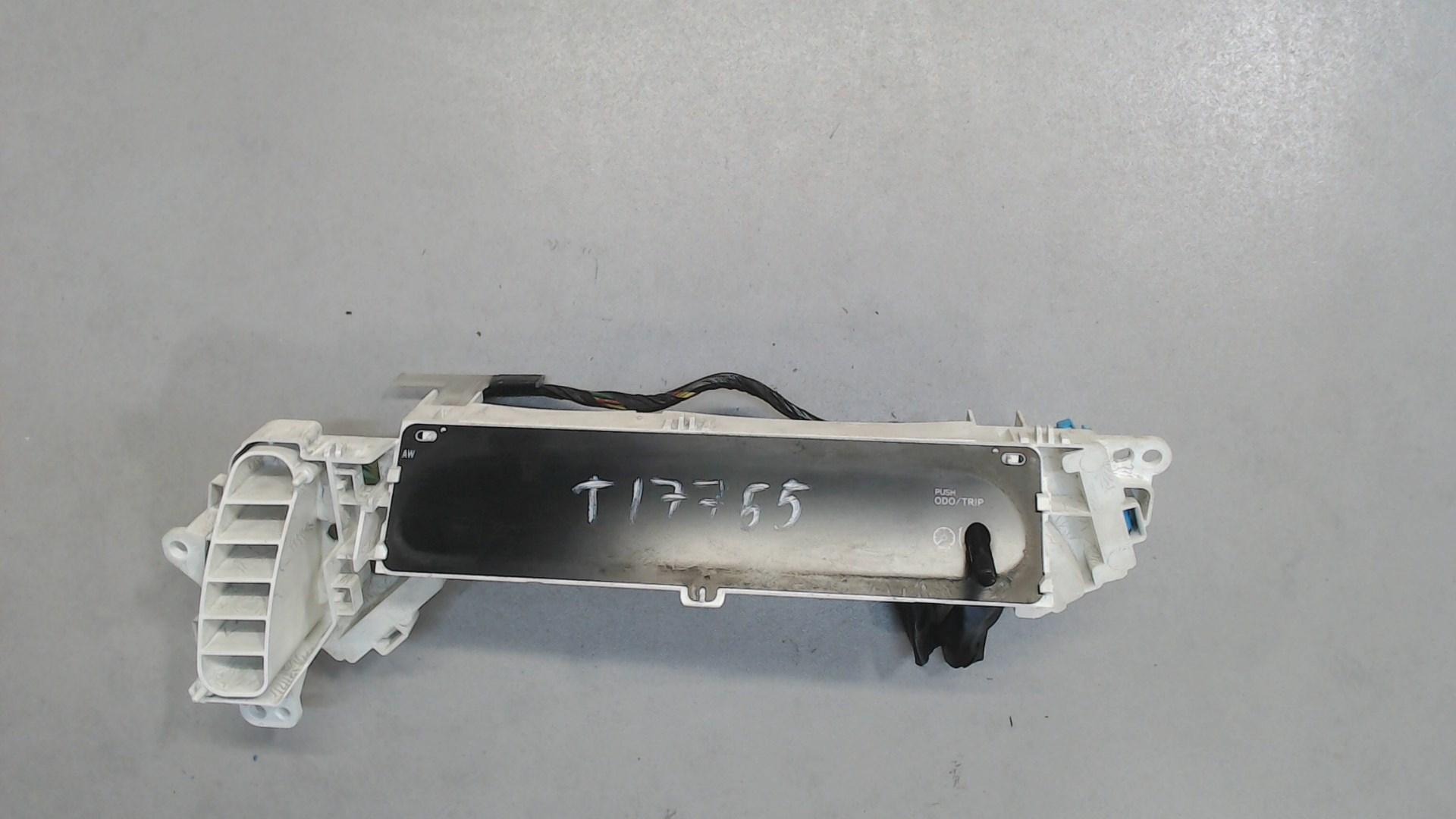 Бортовой компьютер (дисплей) Toyota  83950-28112