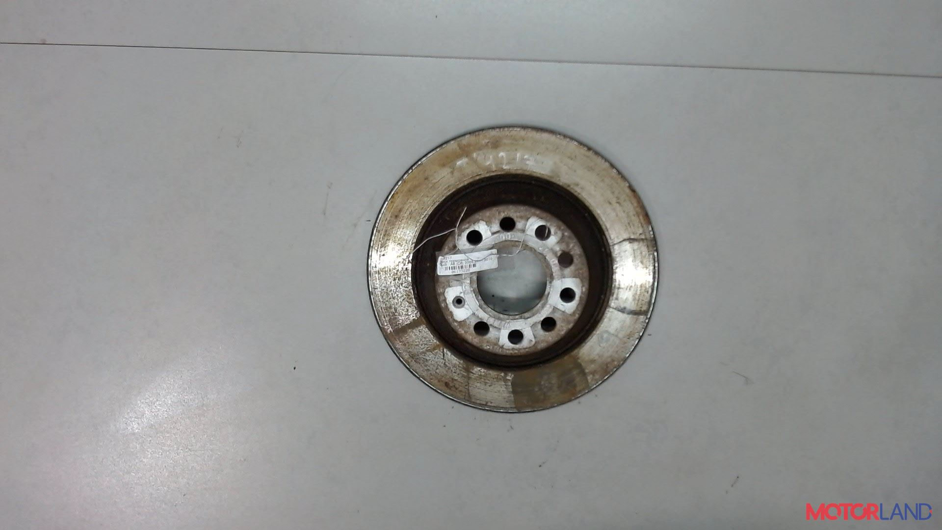 Диск тормозной Audi A6 (C6) 2005-2011 2 л. 2010 CAHA б/у #4