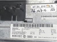 4F0919603B Дисплей компьютера (информационный) Audi A6 (C6) 2005-2011 6198640 #3