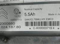 Высоковольтная батарея Peugeot 508 6225528 #2