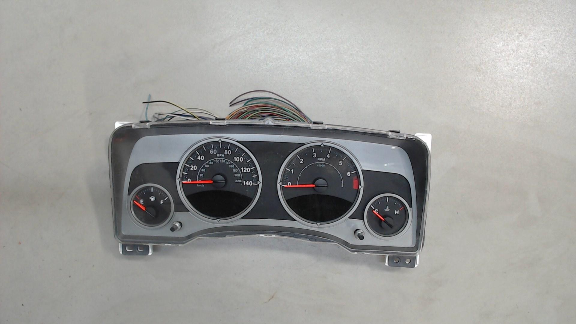 Щиток приборов (приборная панель) - Jeep Patriot (2007-2015)