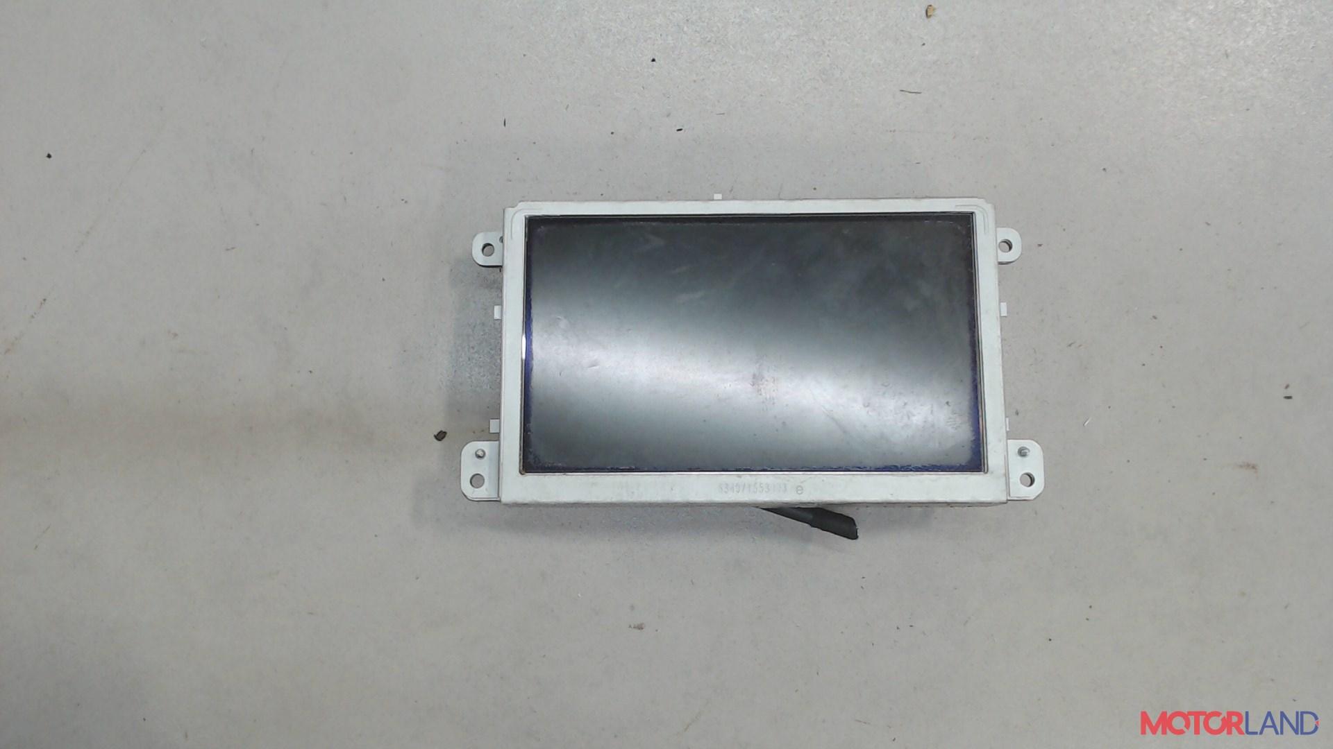 Дисплей компьютера (информационный) Audi A6 (C6) 2005-2011 2.7 л. 2006 BPP б/у #1