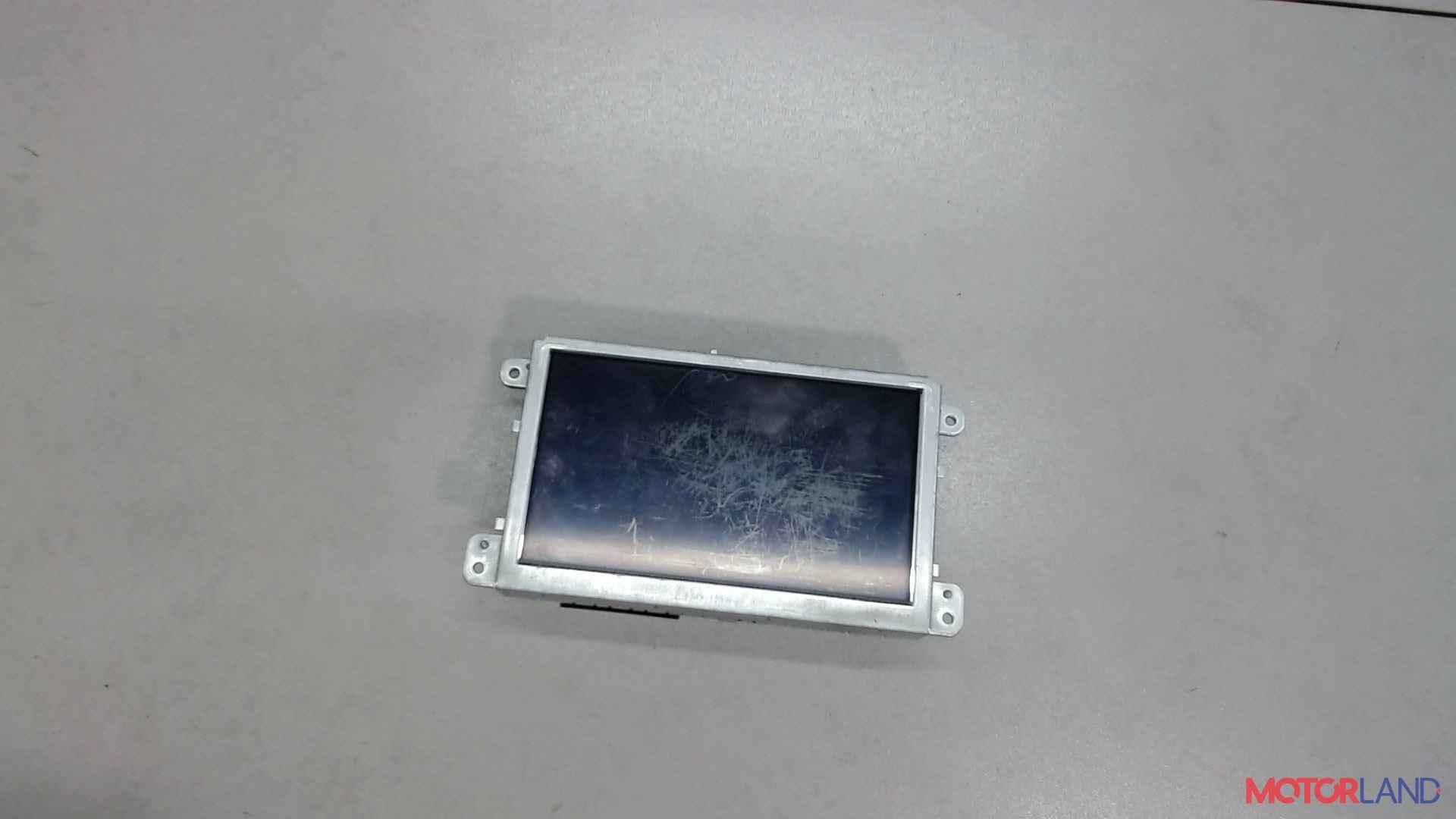 Дисплей компьютера (информационный) Audi A6 (C6) 2005-2011 2.7 л. 2008 BPP б/у #1