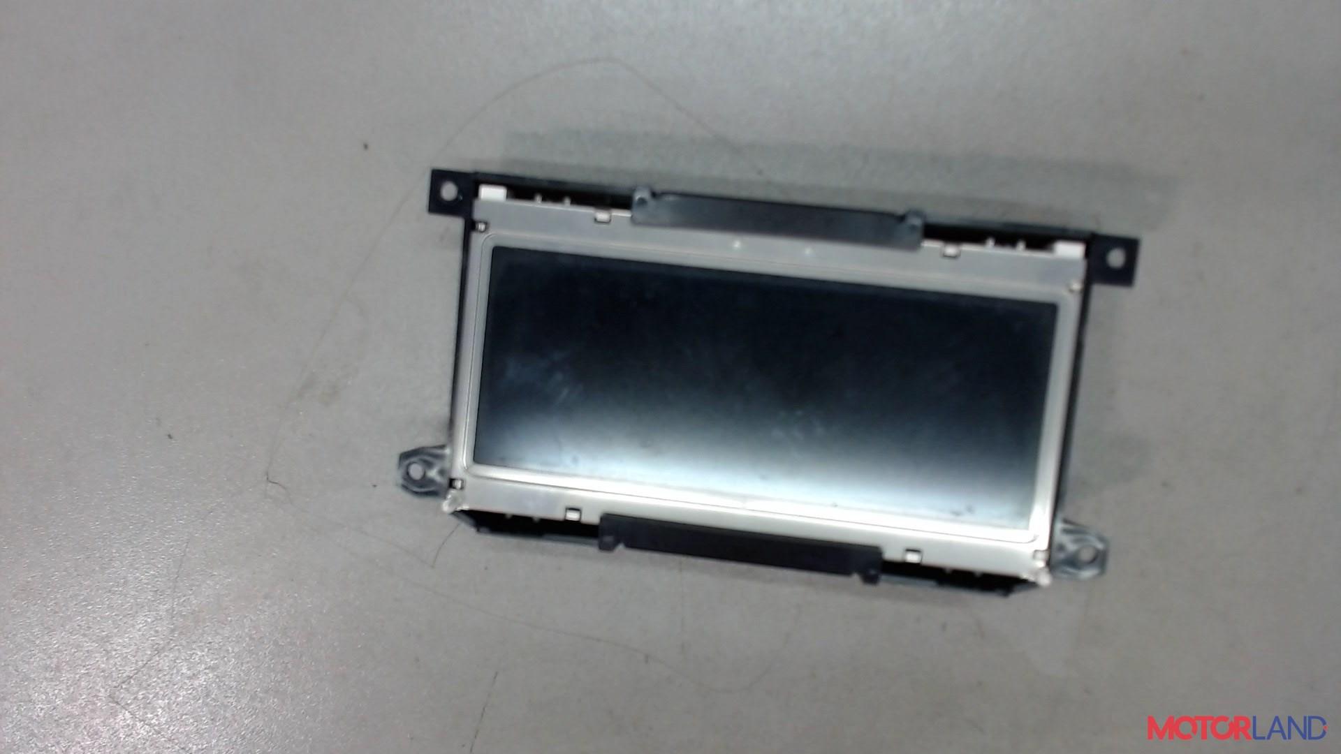 Дисплей мультимедиа Audi A6 (C6) 2005-2011 2 л. 2005 BLB б/у #1